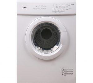 White Logik LVD7W15 Vented Tumble Dryer Review