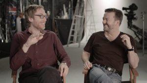 Are Ricky Gervais & Stephen Merchant still friends?