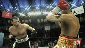 Will the PS4 ever have a boxing game?