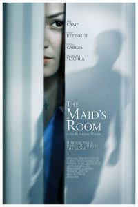 What did the ending of the movie The Maid's Room mean with the sons curtains?