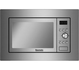 Stainless Steel Baumatic BMIG4625M Built-in Microwave with Grill Review