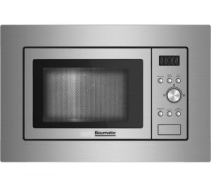 Stainless Steel Baumatic BMIS3817 Built-in Solo Microwave Review