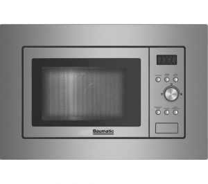Stainless Steel Baumatic BMIS3820 Built-in Solo Microwave Review