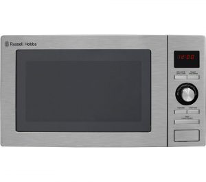 Stainless Steel Russell Hobbs RHM2572CG Combination Microwave Review