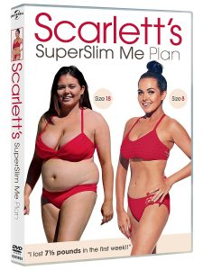 Scarlett's Superslim Me Plan DVD Review