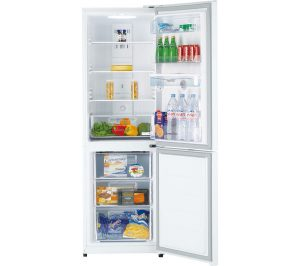 White Daewoo RN37DW Fridge Freezer Review | Daewoo Fridge Freezers