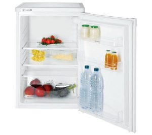 White Indesit TLAA10UK Undercounter Fridge Review