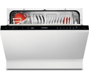AEG F55210VI0 Compact Integrated Dishwasher Review