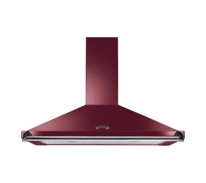 Cranberry and Chrome Rangemaster Classic CLAHDC100CY/C Chimney Cooker Hood Review