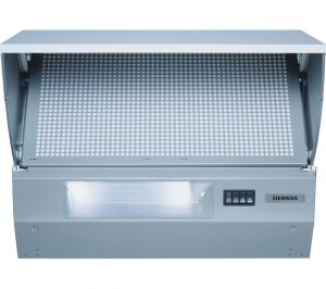 Silver Siemens LE64130GB Integrated Cooker Hood Review
