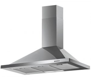 Stainless Steel Baumatic F100.2SS Chimney Cooker Hood Review
