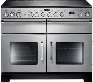 Stainless Steel Rangemaster Excel 110 Electric Ceramic Range Cooker Review