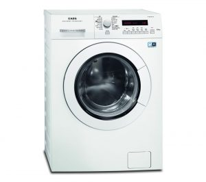 White AEG L75670NWD Washer Dryer Review