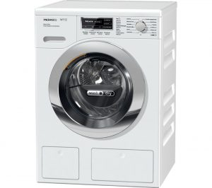 White Miele WTH120 Washer Dryer Review