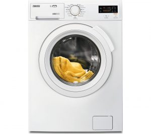 White Zanussi ZWD91683NW Washer Dryer Review