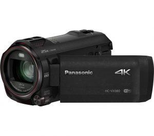 Black Panasonic HC-VX980EB-K Traditional Camcorder Review