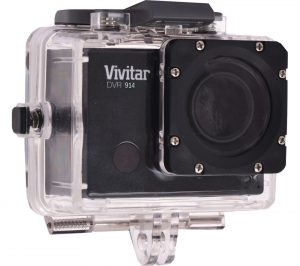 Black Vivitar DVR944 Action Camcorder Review