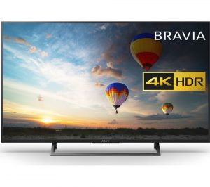 Sony BRAVIA KD43XE8004BU 43 inch Smart 4K Ultra HD HDR LED TV Review