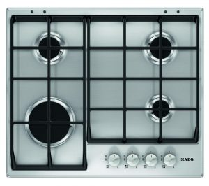 Stainless Steel AEG HG654350SM Gas Hob Review