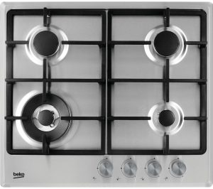 Stainless Steel Beko HCMW64225SX Gas Hob Review