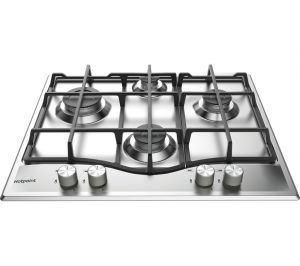 Stainless Steel Hotpoint PCN 641 IX/H Gas Hob Review