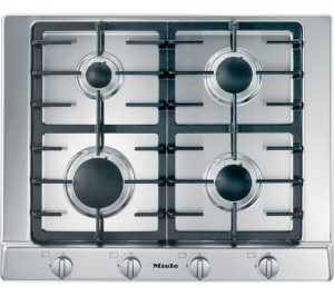 Stainless Steel Miele KM2010 Gas Hob Review