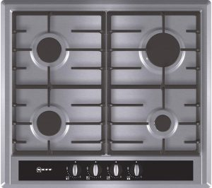 Stainless Steel Neff T23S36N0GB Gas Hob Review