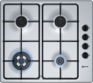 Stainless Steel Neff T26BR58N0 Gas Hob Review
