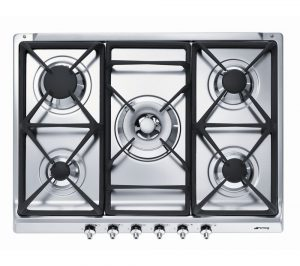 Stainless Steel Smeg SE70SGH-5 Gas Hob Review