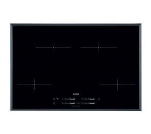 Black AEG HK854401FB Electric Induction Hob Review