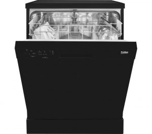 Black Beko DFN04210B Full-size Dishwasher Review