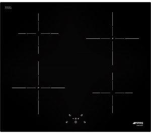 Black Smeg SI5641D Electric Induction Hob Review