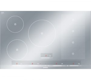 stainless steel siemens eh879sp17e electric induction hob review electric hobs. Black Bedroom Furniture Sets. Home Design Ideas