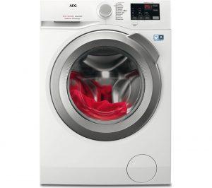 White AEG ProSense 6000 L6FBI742N Washing Machine Review