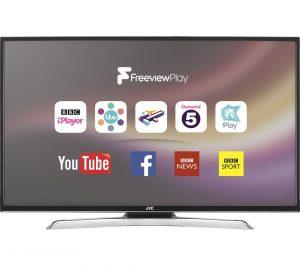 JVC LT-43C770 43 inch Smart LED TV Review