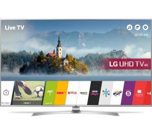 LG 55UJ701V 55 inch Smart 4K Ultra HD HDR LED TV Review