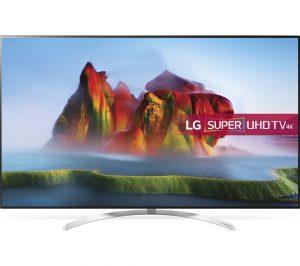 LG 65SJ850V 65 inch Smart 4K Ultra HD HDR LED TV Review