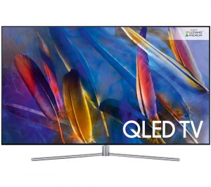 samsung q led tv price samsung qe55q7fam 55 inch smart 4k ultra hd hdr q led tv review samsung televisions