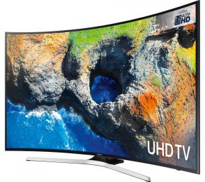 Samsung UE55MU6200 55 inch Smart 4K Ultra HD HDR Curved LED TV Review