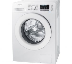 White Samsung WW80J5355MW/EU Washing Machine Review