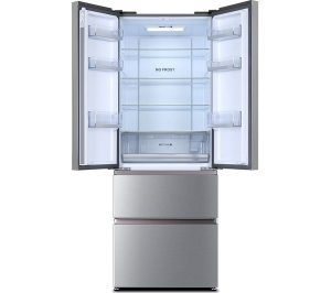 Stainless Steel Haier HB16FMAA Fridge Freezer Review
