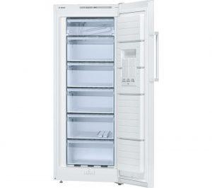 White Bosch GSV24VW31G Tall Freezer Review