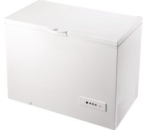 White Indesit DCF 1A 300 Chest Freezer Review