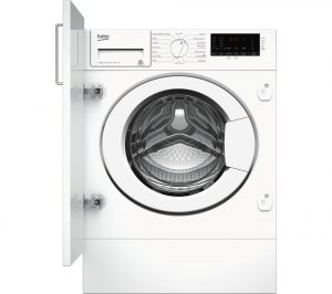 Beko WIX845400 Integrated Washing Machine Review
