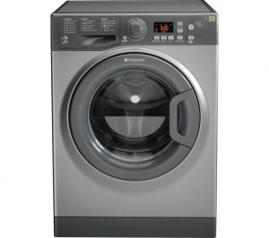 Graphite Hotpoint Aquarius FDF 9640 G Washer Dryer Review