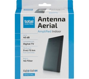 One For All Total Control SV1230 Amplified Indoor TV Aerial Review