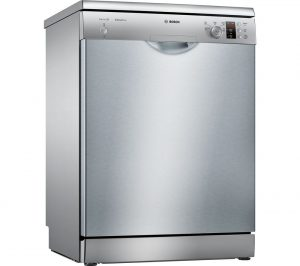 Silver Bosch Serie 2 SMS25EI00G Full-size Dishwasher Review
