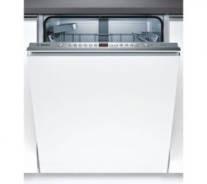 Silver Bosch Serie 4 SMV46IX00G Full-size Integrated Dishwasher Review