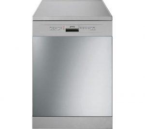Silver Smeg DFD6132X-2 Full-size Dishwasher Review