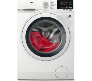 White AEG L7WBG741R Washer Dryer Review